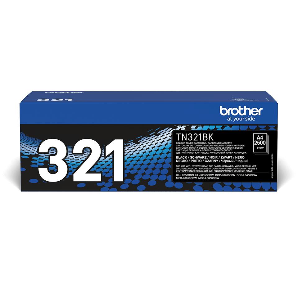 TN-321BK Toner nero
