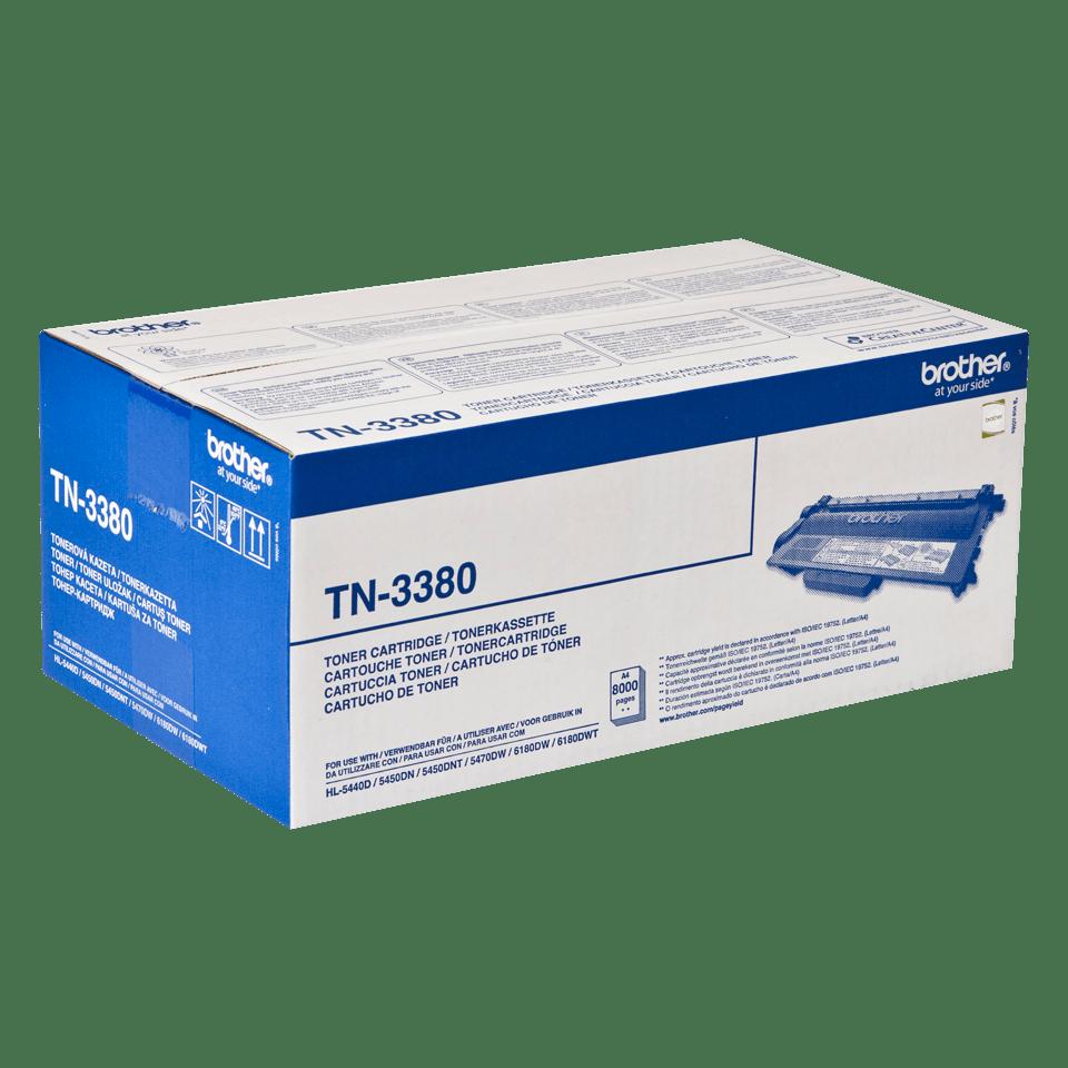 TN-3380 Toner ad alta capacità