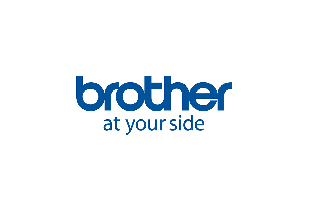 Logo Brother at you side su sfondo bianco