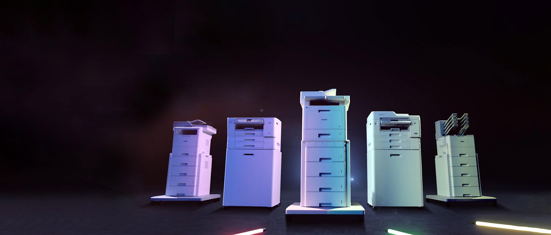 multifunzione Brother MFC-L9570CDW, MFC-L6900DW, HL-L9310CDW, MFC-J6947DW e HL-J6000DW