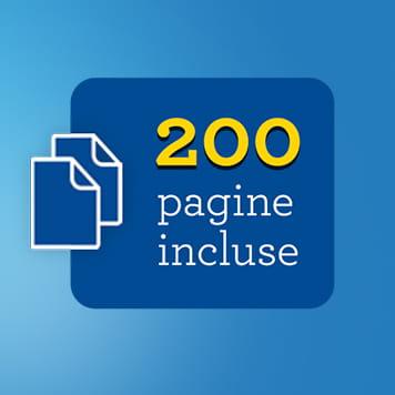 Logo 200 pagine incluse per il servizio di stampa gestita Brother Smart 9,90€