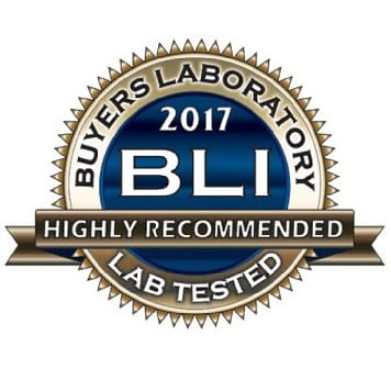 Logo BLI 2017 highly recommended