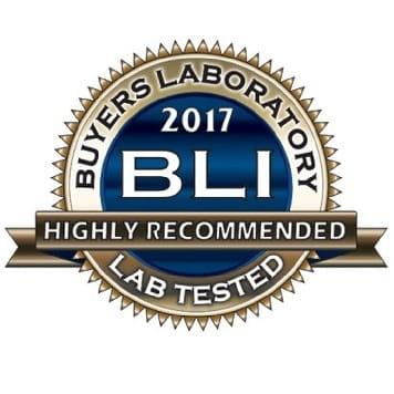 Logo BLI 2017 highly recommended