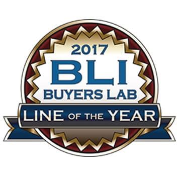 Logo BLI line of the year 2017
