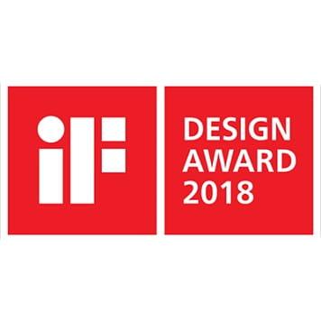 logo premio iF Award 2018