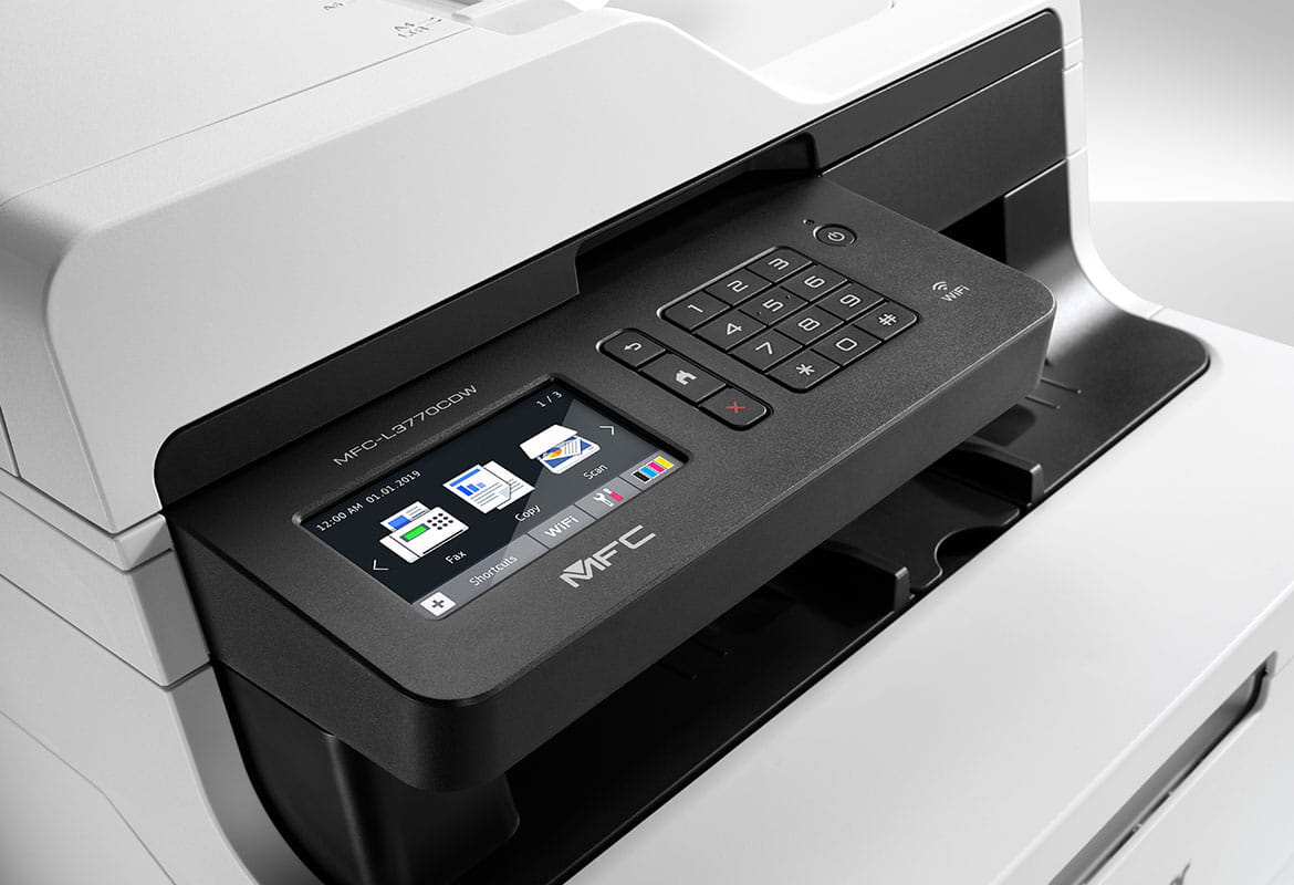 MFC-L3770CDW Colour LED multifunction printer