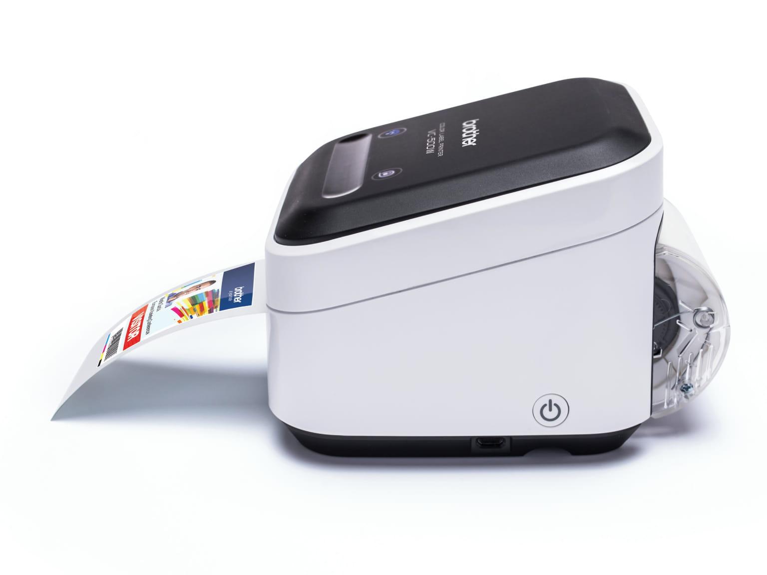 Stampante di etichette a colori VC-500W