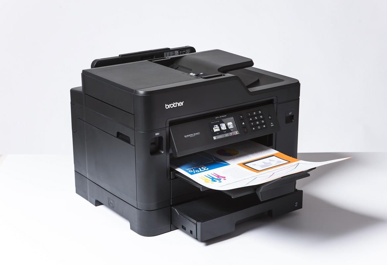 Stampa in A3 con stampante multifunzione Brother MFC-J5730DW