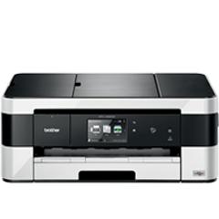 Stampante multifunzione inkjet con stampa fino al formato A3 Brother MFC-J4620DW