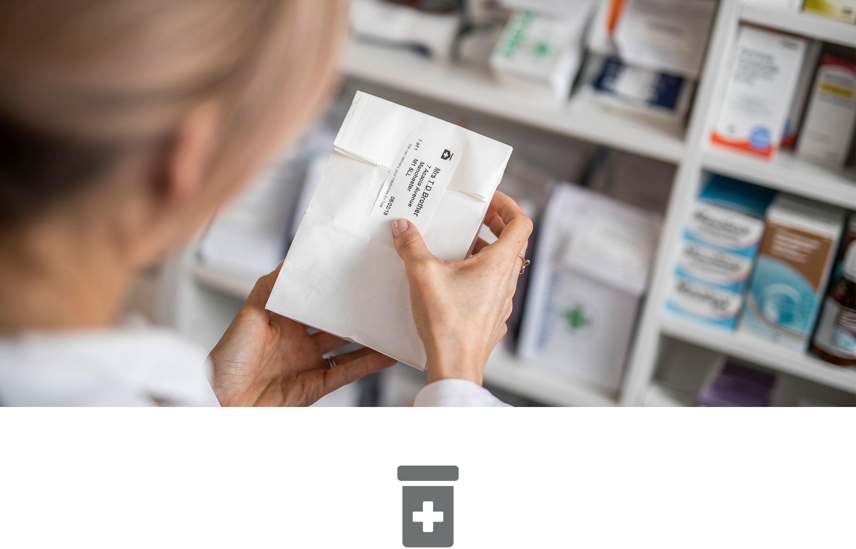Soluzioni di stampa Brother per le farmacie