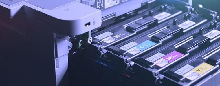 stampante Brother HL-L9310CDW con cartucce di toner