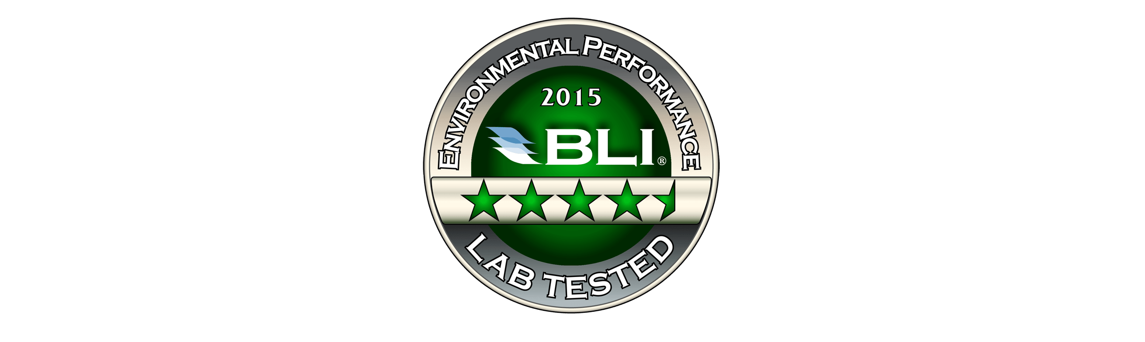 Bli Environmental Performance 2015 Award Lab Tested