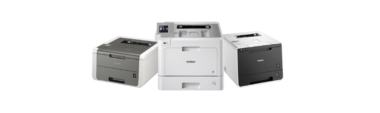 Gamma di stampanti laser a colori Brother