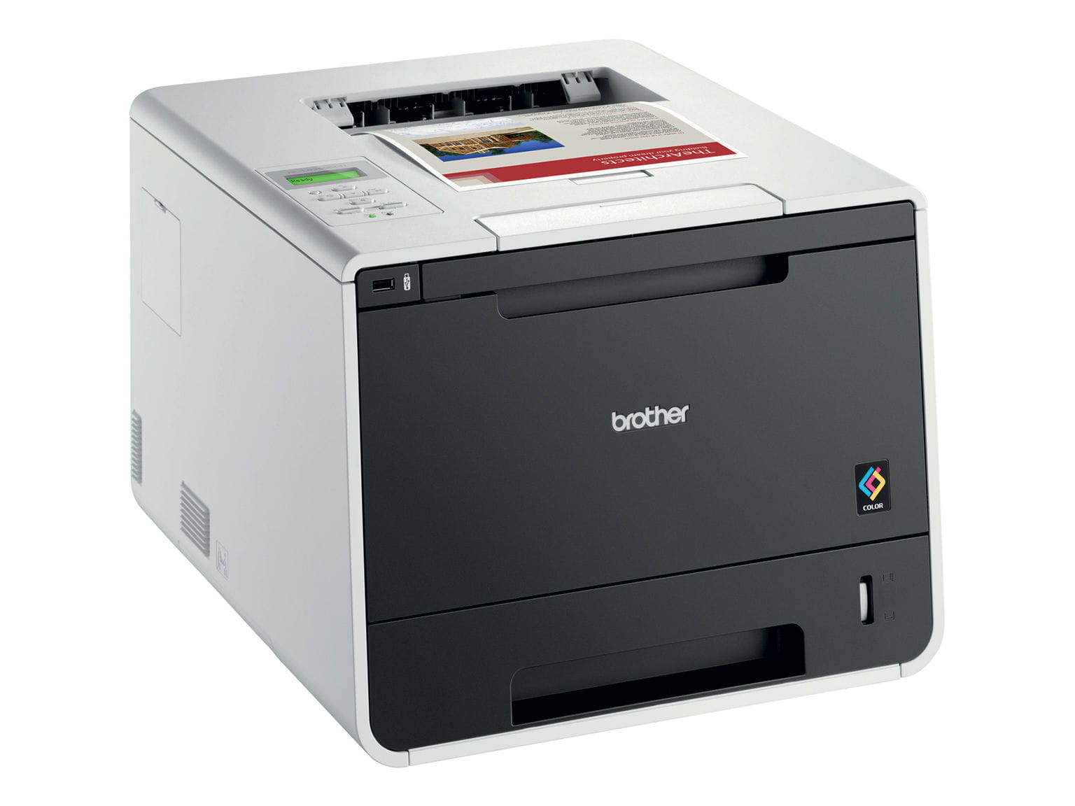 Stampante a colori professionale ad alta velocità Brother HL-L8250CDN