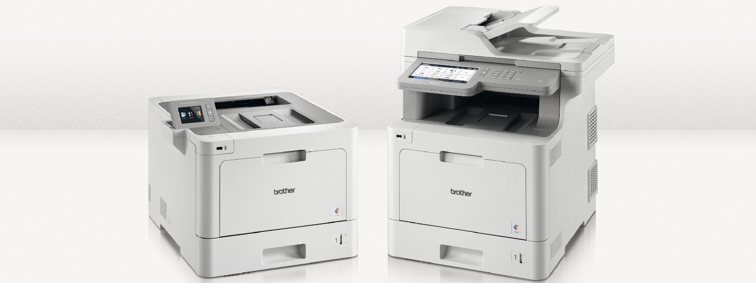 Stampanti e multifunzione laser a colori Brother gamma L9000