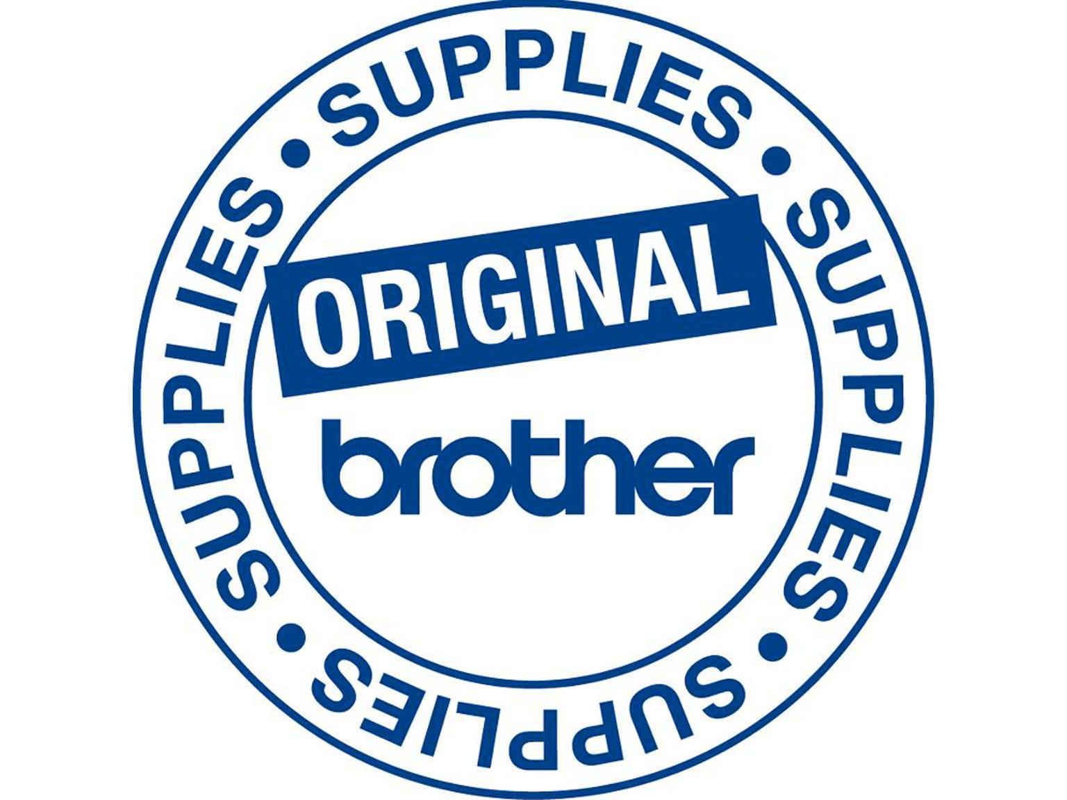 Logo materiali di consumo originali Brother