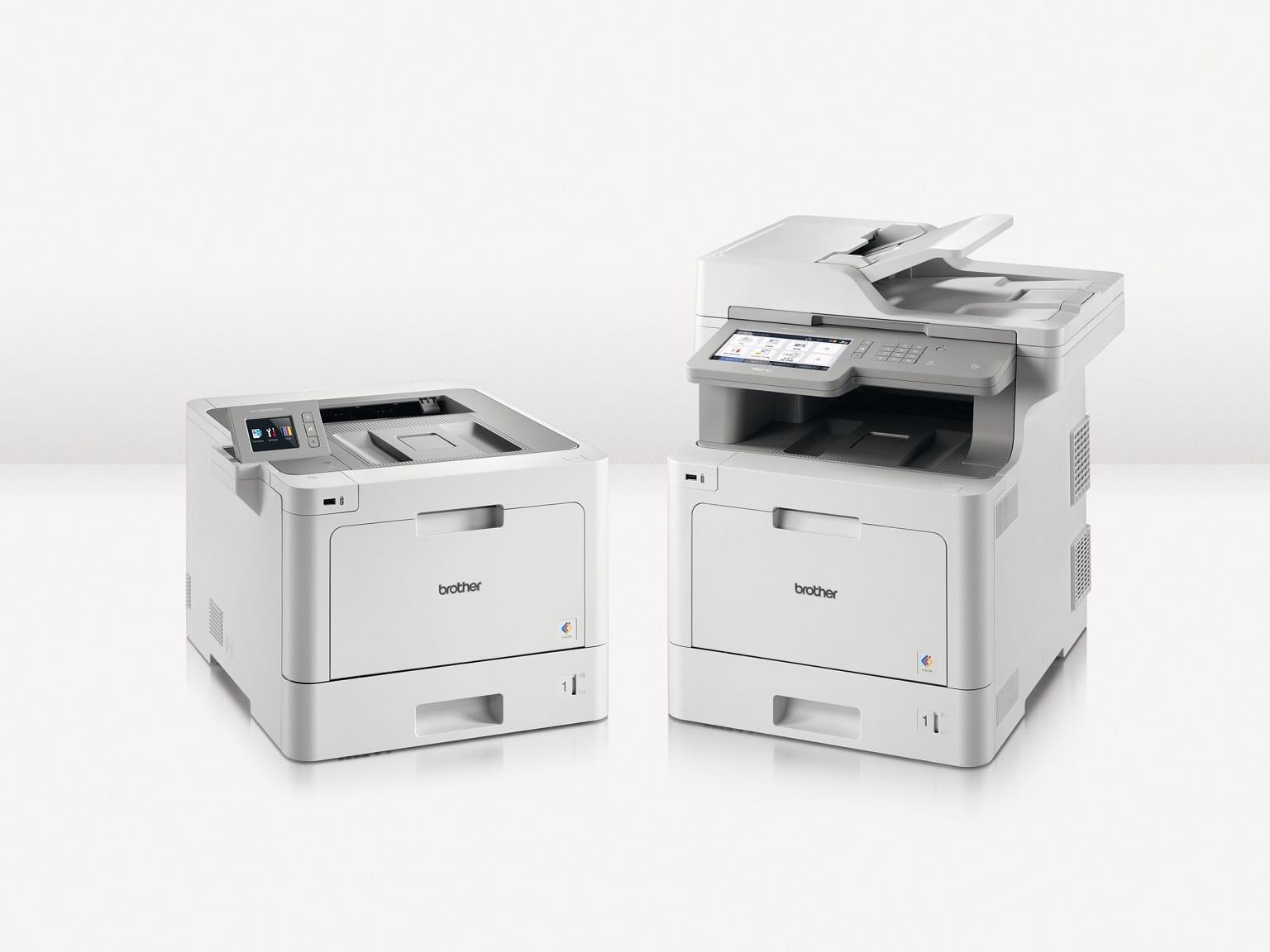 Stampante e multifunzione laser a colori Brother gamma L9000