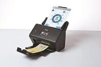 Documenti scannerizzati con scanner desktop professionale Brother ADS-3600W