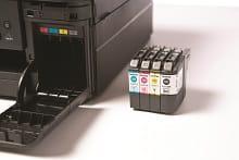 Cartuccia per stampante multifunzione inkjet Brother