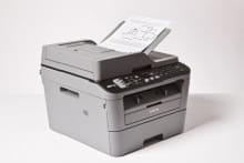 Dettaglio ADF stampante multifunzione laser Brother