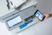 MFC-L9570CDW stampa diretta da smartphone