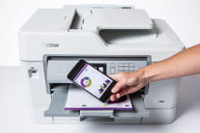 MFC-J6935DW stampante multifunzione inkjet che stampa da smartphone