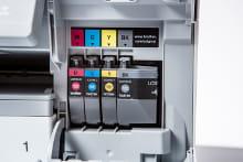 MFC-J6935DW stampante multifunzione inkjet dettaglio cartucce