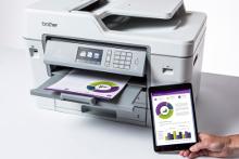 MFC-J6935DW stampante multifunzione inkjet stampa da tablet