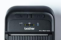 stampante portatile Brother RJ3035B o RJ3055WB