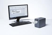 PT-P900W software pc professionale incluso per etichettatrice