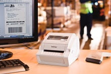 desktop software for printer, office context