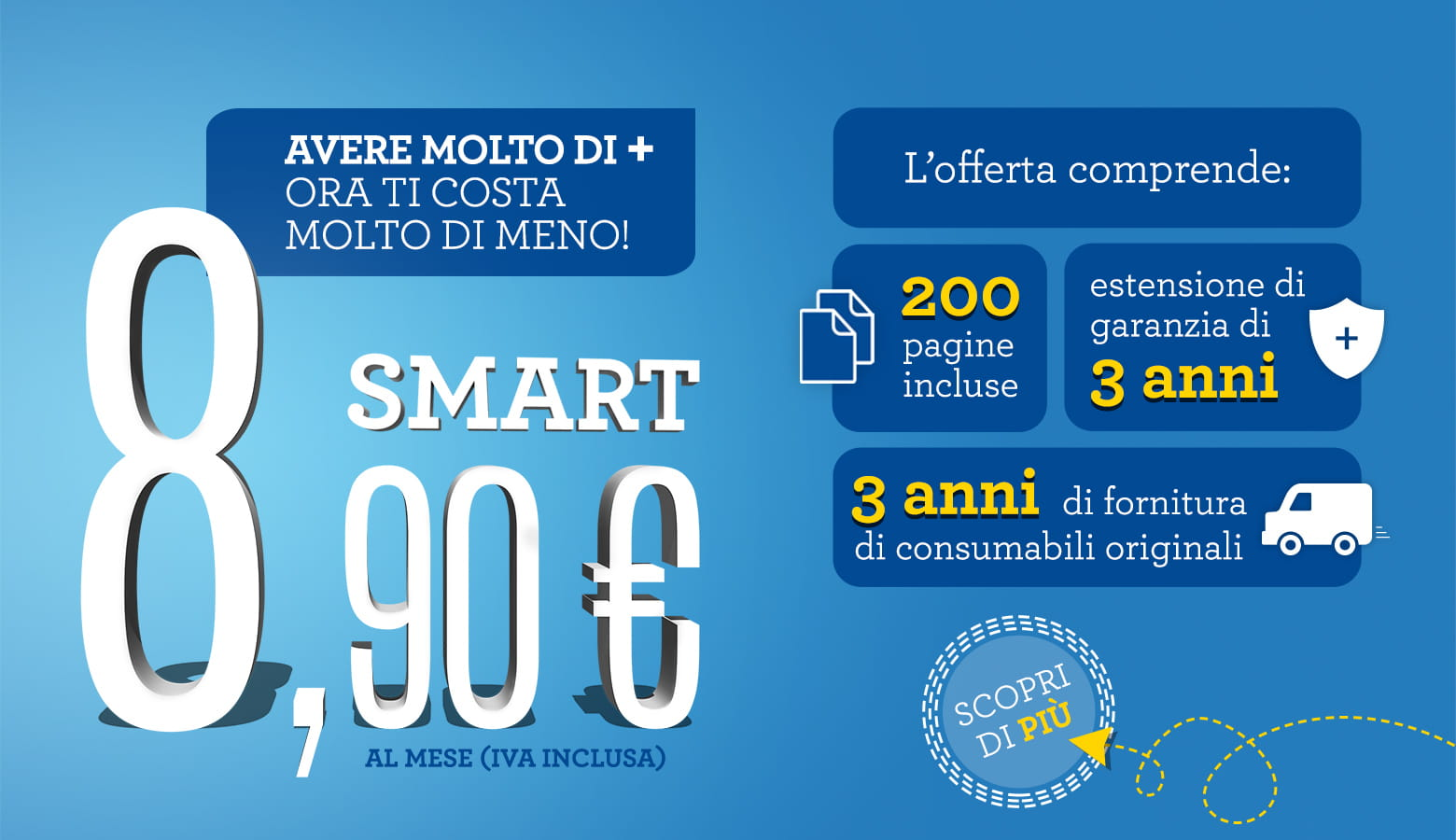 Offerta Smart 8,90€ per stampante multifunzione Brother MFC-L2700DW