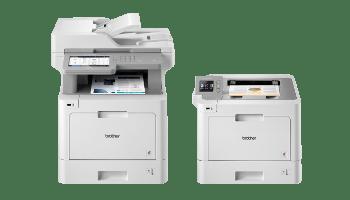 Gamma di stampanti e multifunzione laser a colori Brother L9000