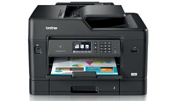 Foglio stampato con stampante multifunzione A3 Brother MFC-J6930DW