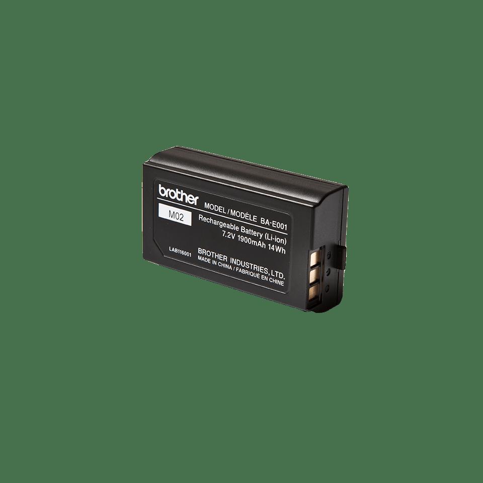 Batteria ricaricabile per stampante originale Brother BA-E001