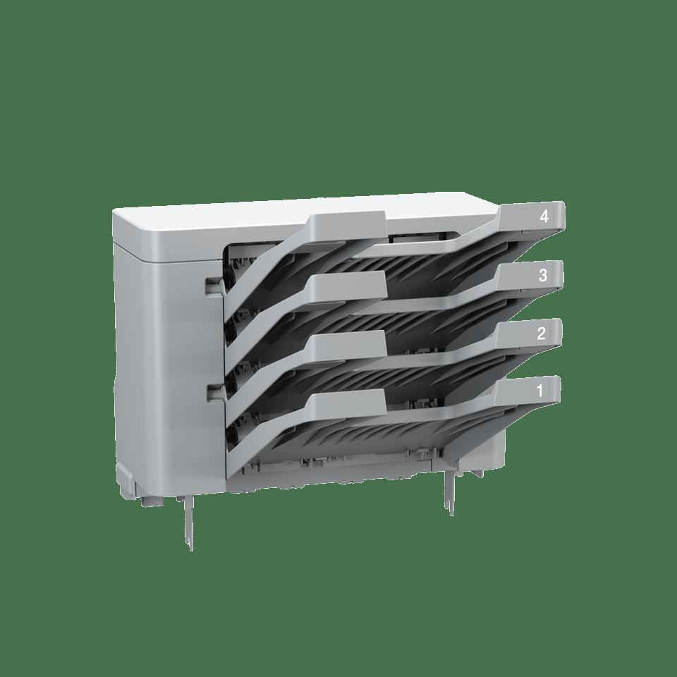 MX-4000 Unità mailbox a 4 scomparti 0