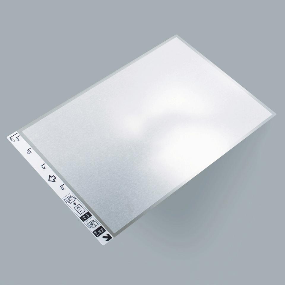 Brother CSA-3401 fogli di supporto per scanner 4