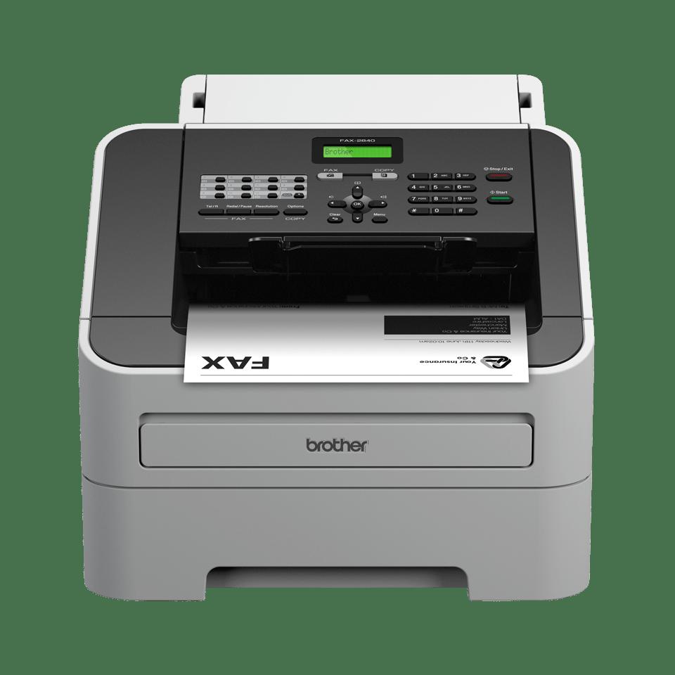 FAX-2840 Fax laser monocromatico 2