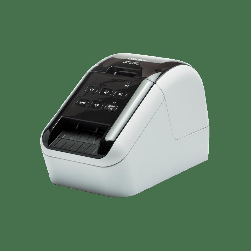 QL-810W Stampante per etichette con WiFi 0