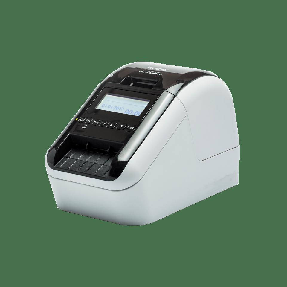 QL-820NWB Stampante per etichette con WiFi, Bluetooth, MFi e LAN