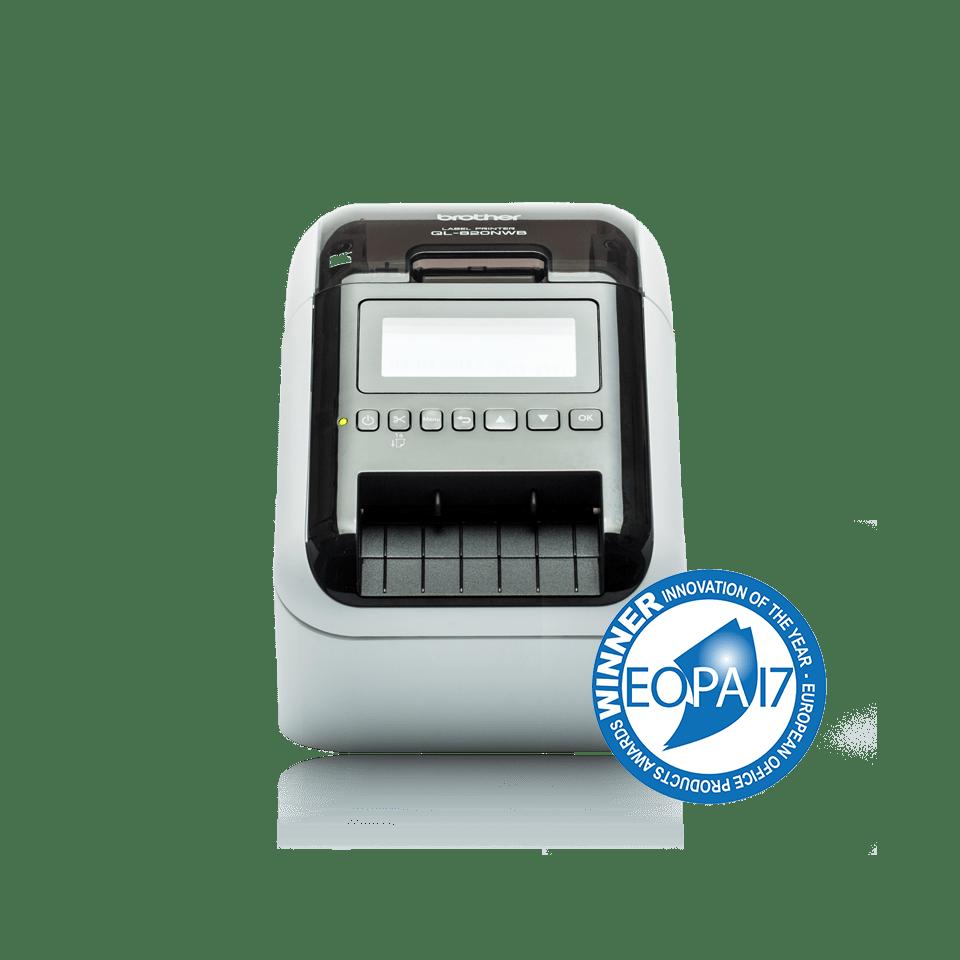 QL-820NWB Stampante per etichette con WiFi, Bluetooth, MFi e LAN 2
