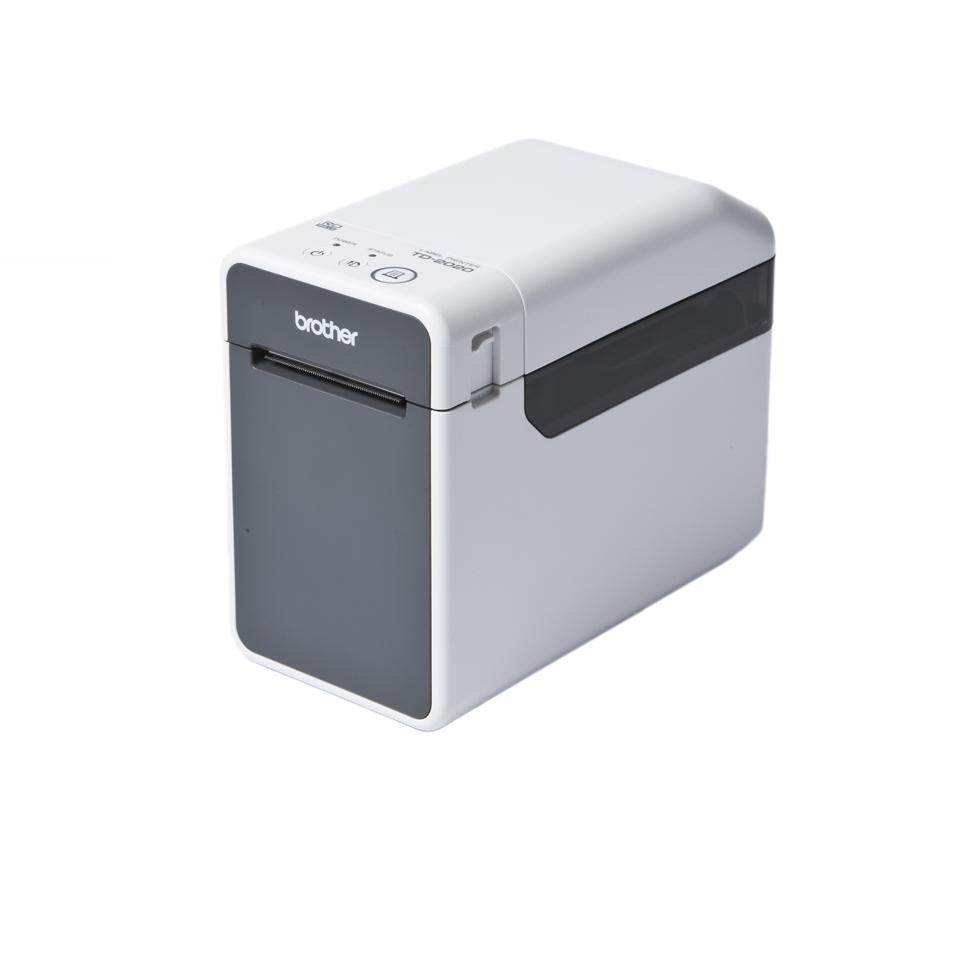 TD-2120N Stampante per etichette con collegamento in rete 3