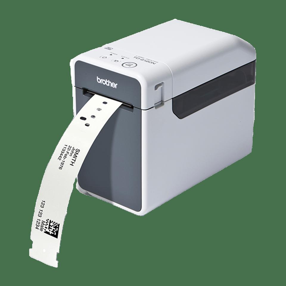 TD-2130NHC Stampante di braccialetti ed etichette 2
