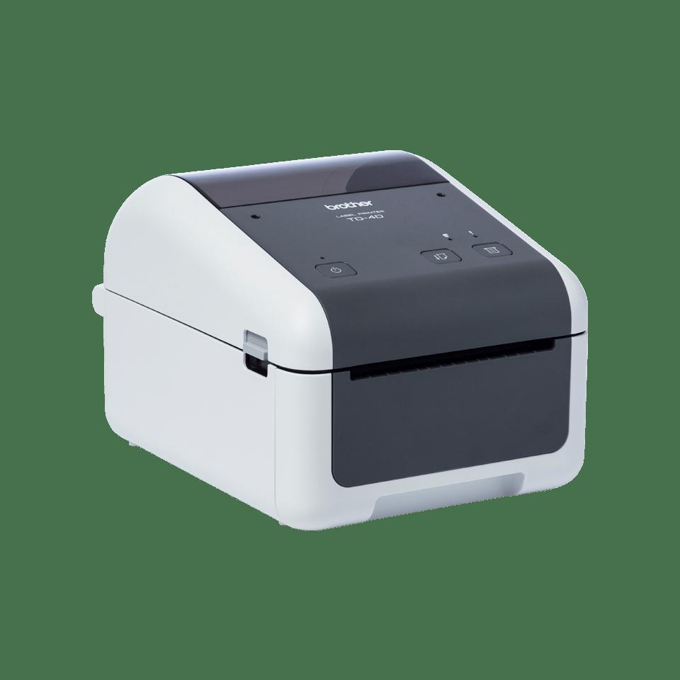 TD-4410D Stampante di etichette desktop professionale 3