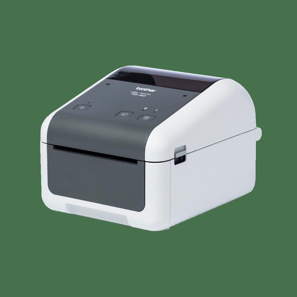 TD4420DN Stampante di etichette desktop professionale con interfaccia LAN 2