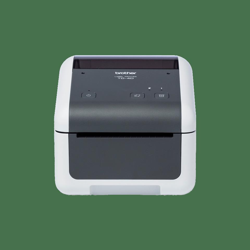 TD4520DN Stampante di etichette desktop professionale con interfaccia LAN