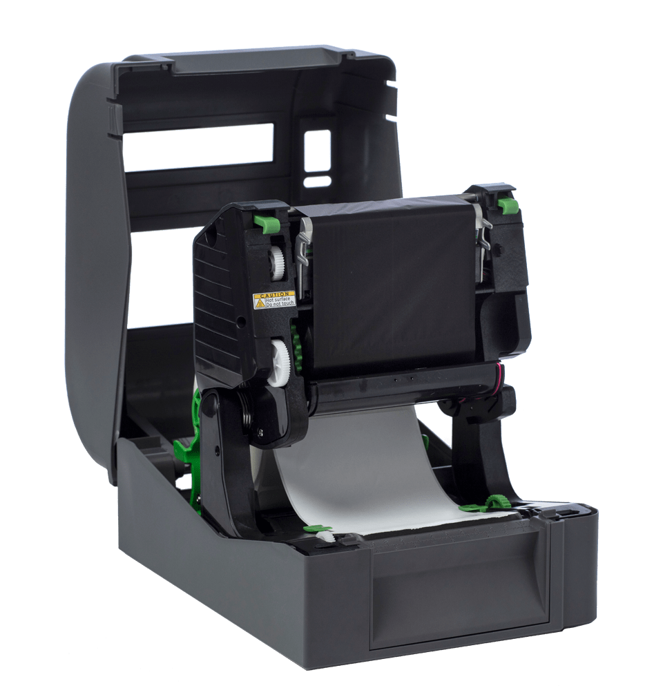 Brother TD-4520TN Stampante di etichette desktop professionale a trasferimento termico 4
