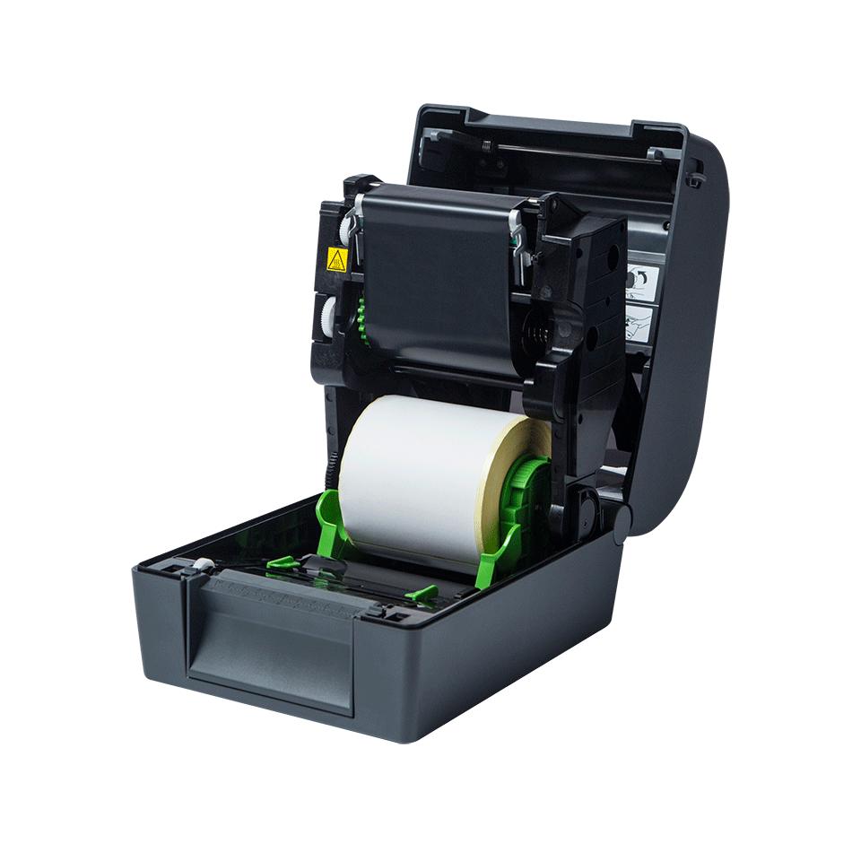 Brother TD-4650TNWB Stampante di etichette desktop professionale ad alta capacità 4