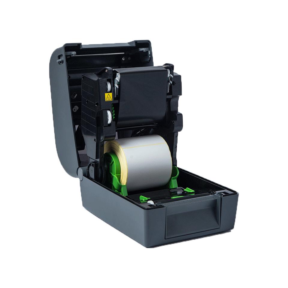 Brother TD-4650TNWBR Stampante di etichette desktop professionale ad alta capacità e supporto tecnologia RFID 4