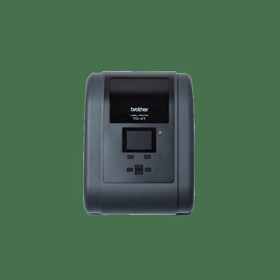 Brother TD-4650TNWBR Stampante di etichette desktop professionale ad alta capacità e supporto tecnologia RFID 5